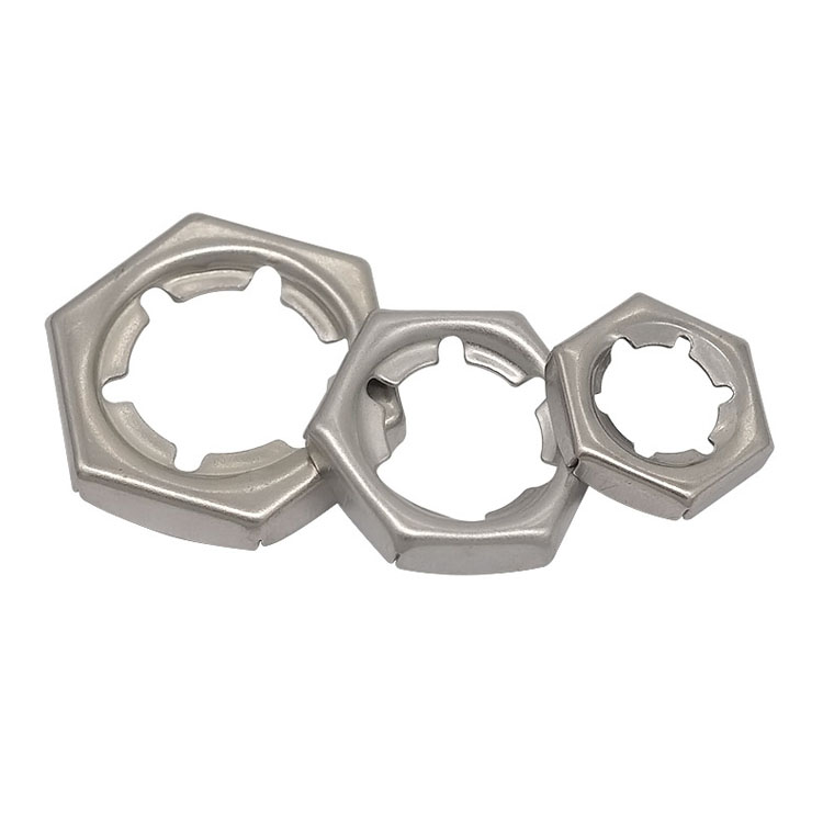 Self Locking Counter Nuts