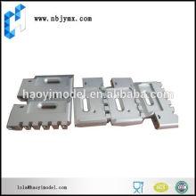 Parte inferior do preço quente das peças da máquina do cnc do metal. Fabricação