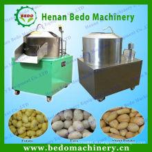 Multifunktionales Kartoffelschäl- und Schneidemaschinensystem
