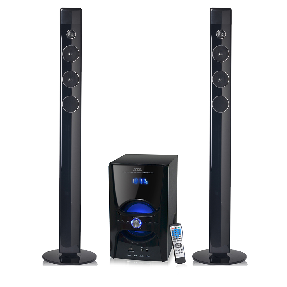 2 1 Active Tower Speaker