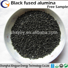 Factory supply high quality refractory/abarsive black fused alumina/black fused alumina powder