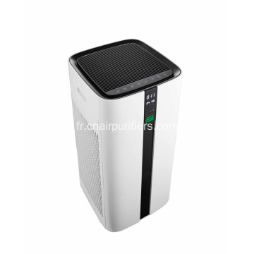 Purificateur d'air intelligent HEP à LED UV Humidifier en option