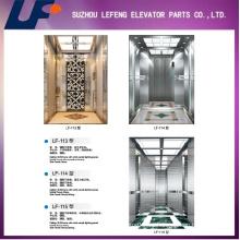 Fabricante de ascensores para el hogar de pasajeros Fabricado en China
