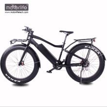 2018 36v500w a bicicleta elétrica barata a mais quente meados de da movimentação 8fun, bicicletas elétricas das baterias grandes do poder do pneu gordo