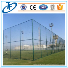 High Quality Vinyl Coated Chain Linnk Fence