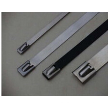 Chine Attache de câble en acier inoxydable de haute qualité Fabricant