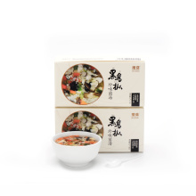 Instant mushroom freeze-dried delicious instant soup