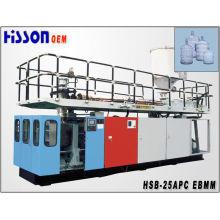 Máquina de moldeo por soplado de extrusión de PC 25L Hsb-25APC