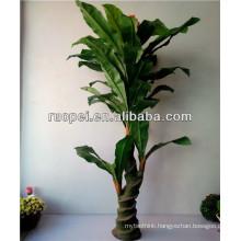 2015 Yiwu Wholesale Artificial Banana Tree For Decor