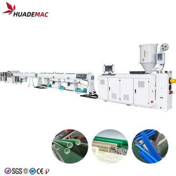 HDPE MPP PPR plastic pipe making machine