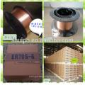 co2 Welding Wire or Spool Copper-coated Solid Welding Wire Spool