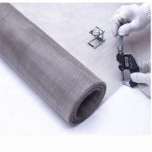 Drahtgewebe aus rostfreiem Stahl mit hoher Dichte