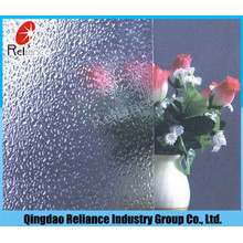 3mm / 3.5mm / 4mm / 5mm / 6mm Clear Pattern Verre / Clear Figure Verre / Clear Laminé Verre / Nashiji Pattern Verre / Karatachi Pattern Glass / Flora Pattern Glass