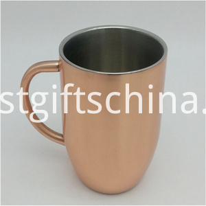 Promotional 420ml Pure Copper Mugs4