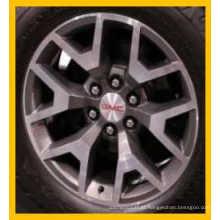 Roda de liga leve para carro de 20 polegadas, 22 polegadas, 24 polegadas Gmc