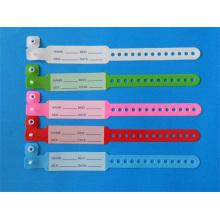 Plástico banda de identificação com baixo preço