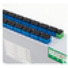 Venda quente LGX divisor caixa 1x8 divisor módulo, splitter 1x16 caixa de plástico insere plug-in tipo