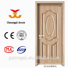 European Classic Style 45mm wood Frame Steel Door