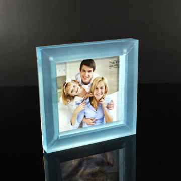 Günstige Acryl Clear Block Photo Frame Großhandel