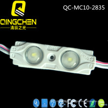 Best Price 2 LEDs 0.48W SMD 2835 Injection LED Module with Lens
