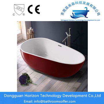 Stand alone bath tub freestanding bath