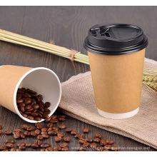 taza de café desechable
