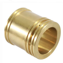 OEM Brass Machined Precision Service CNC Turning Parts