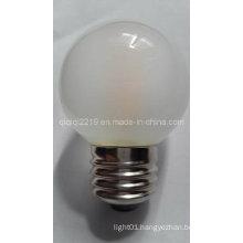 3.5W G50 COB Frosted LED Filament Bulb