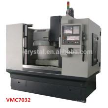 Mini centre de fraiseuse cnc haute précision centre VMC7032