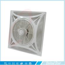 Motor de cobre plástico del ventilador de techo de la pulgada 60 * 60 Cm (USCF-162)