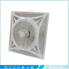 14 pouces 60 * 60 Cm Ventilateur de plafond en plastique Moteur en cuivre (USCF-162)