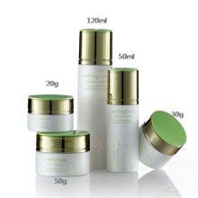 Glas Kosmetikflasche für Gesichtscreme
