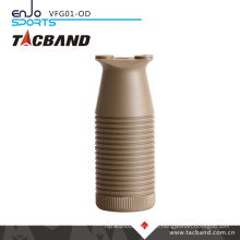 Tacband Tactical Vertical Fore Grip for Keymod - W/Storage Compartment Olive Drab