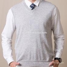 16STC8222 mens cashmere v neck vest