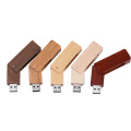 Wooden USB Flash Drive With Box