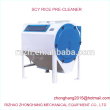 SCY Cilindro tipo máquina de limpieza de arroz