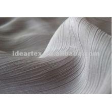 Faux Silk polyester Yoryu Crepe chiffon for Lady Dress