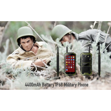 Bateria 4400 mAh akumulatora IP68 Military