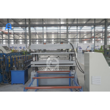 IBR Corrugated Double Layer Roof Panel Cold Roll Forming Machine