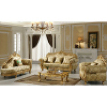 Living Room Sofa with Side Table for Home Furniture (D619D)