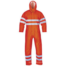High Visibility Protective Clothing Safety Coveralls