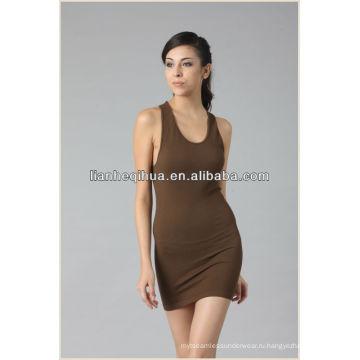 Платье женщин способа планки 2014 без бретелек, платье женщин способа высокого качества типа