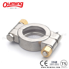 3A DIN Stainless Steel Sanitary High Pressure Clamp