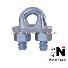 Galvanisé de Type Clip U.S. Steel Wire Rope