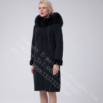 Lady Bright Διακόσμηση Νήματα Αυστραλία Merino Shearling Coat