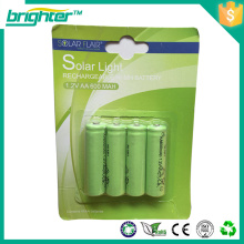 AA NiMH Battery Standard Battery Use and Electric Type