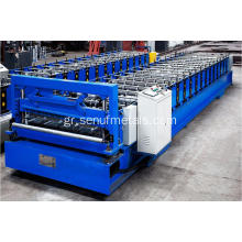 IBR 686 & 890 Προφίλ Roll Forming Machine