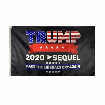 USA Trump Polyester Flagge 2020