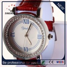 Reloj de moda para mujer reloj de cuarzo reloj de aleación (DC-1098)