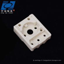 isolation en céramique pour thermostat